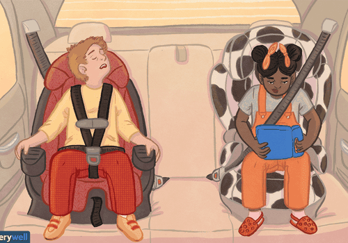 When should you move child to booster seat?