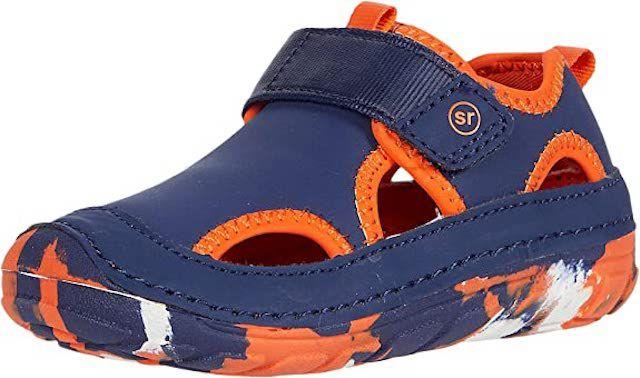 Stride Rite Unisex-Child Soft Motion Splash Athletic Sneaker