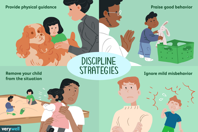 Discipline strategies for toddlers