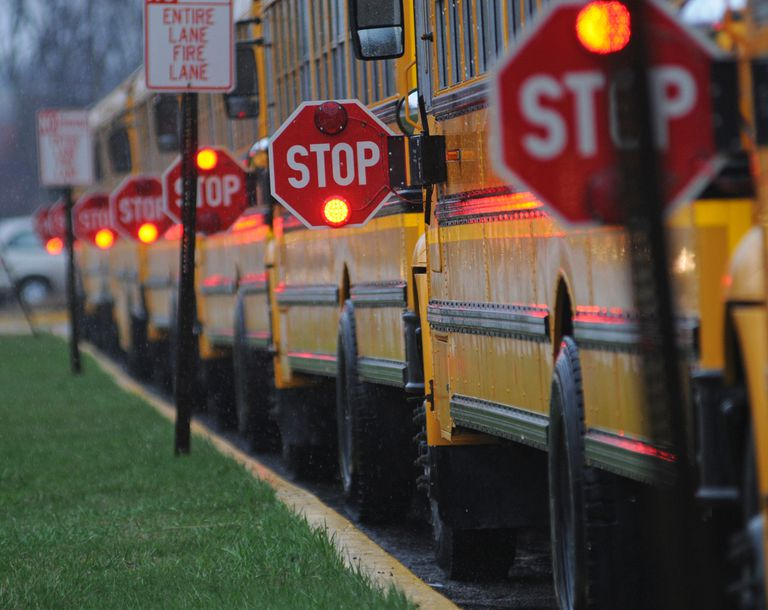 How To Make School Buses Bully Proof