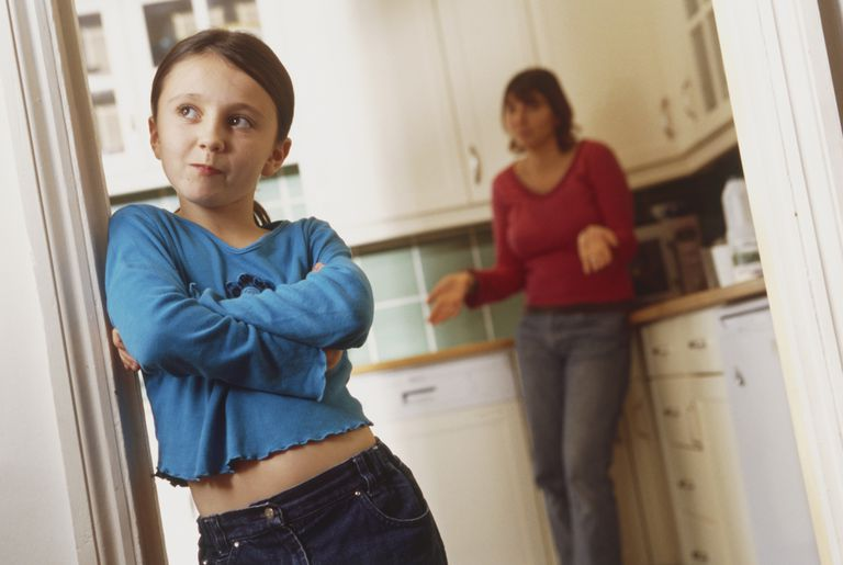 How To Avoid Arguing With Your Gifted Child