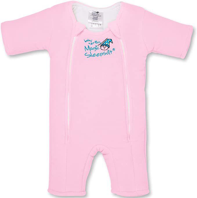 Baby Merlin Microfleece Magic Sleepsuit