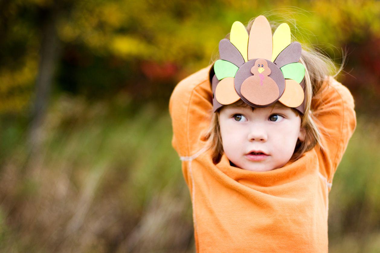 Toddler Thanksgiving
