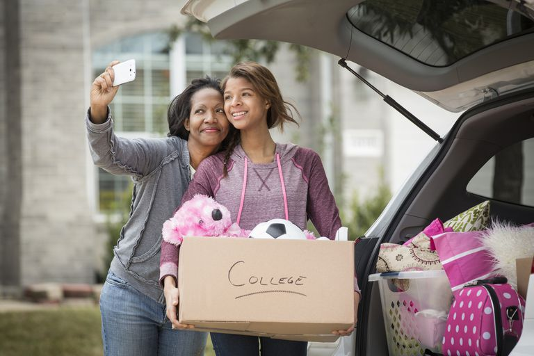 Empty nest syndrome is a real problem.