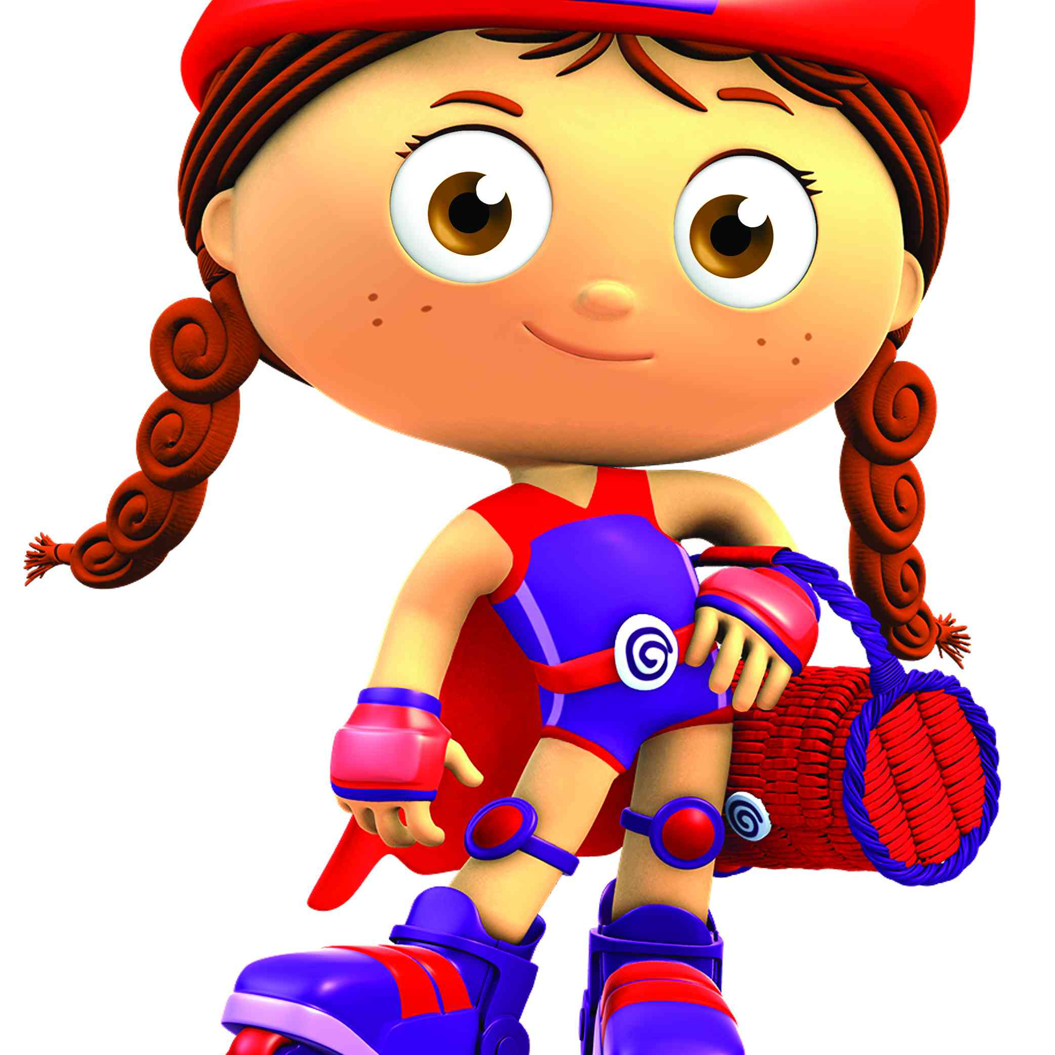 Popular Characters From Super Why!