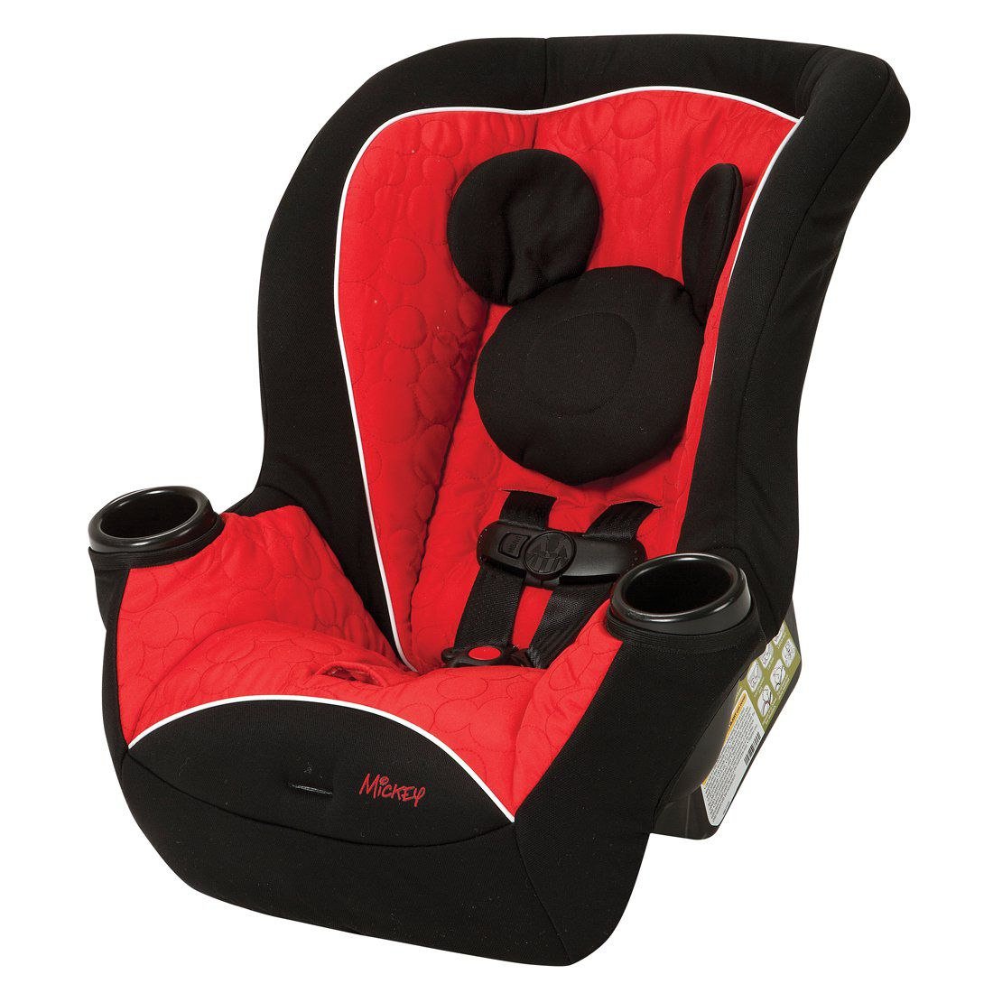 Cutest Car Seat Disney Apt Convertible Mouseketeer Mickey