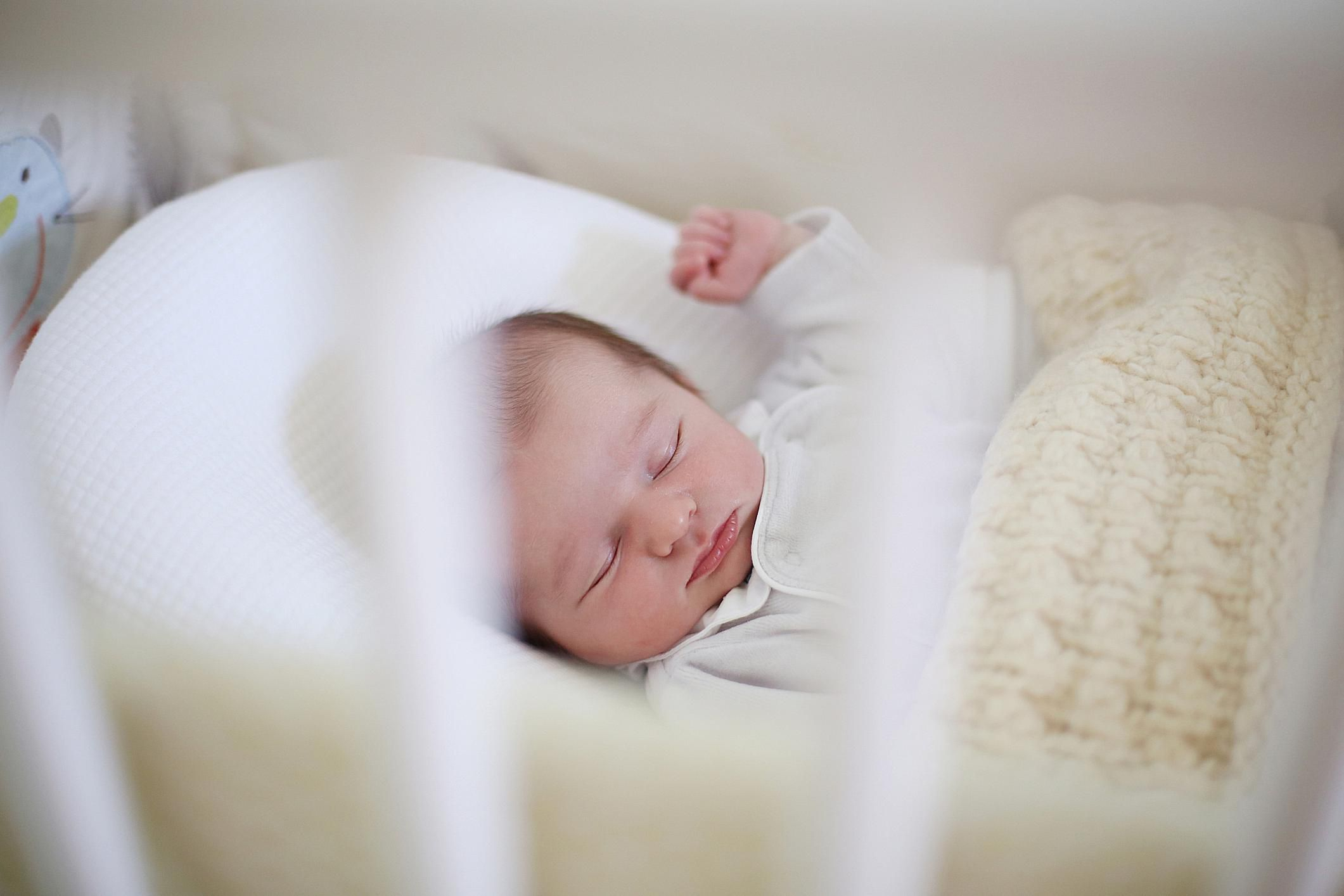 A Safety Warning On Infant Sleep Positioners