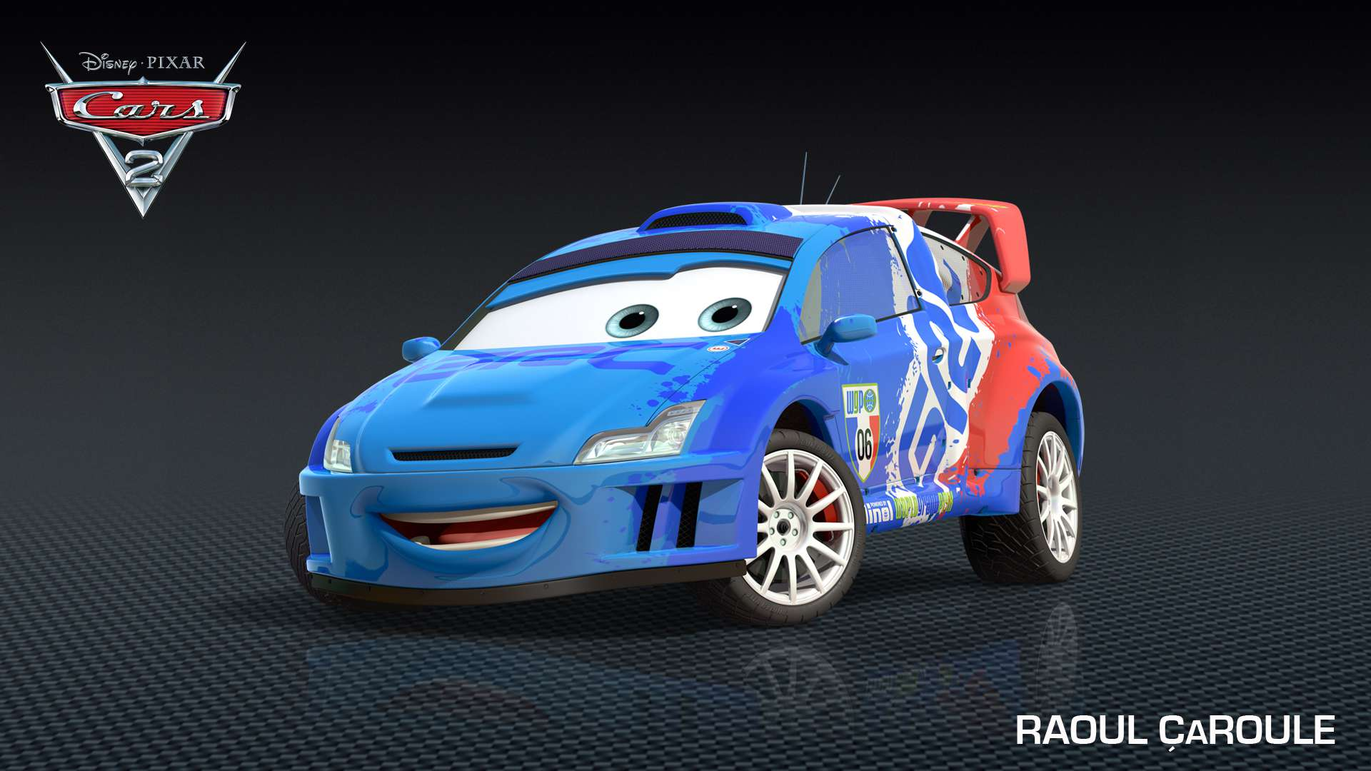 Cars 2 Characters - Characters in Disney Pixar Cars 2