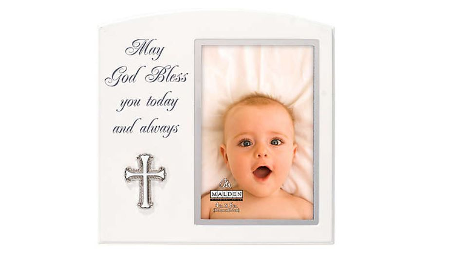 Malden May God Bless You Today and Always Picture Frame
