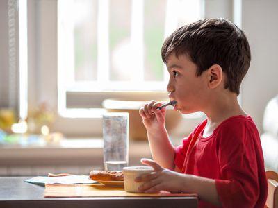Setting limits teaches kids the boundaries of their behavior.