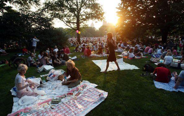 Picnic Outdoor Concert