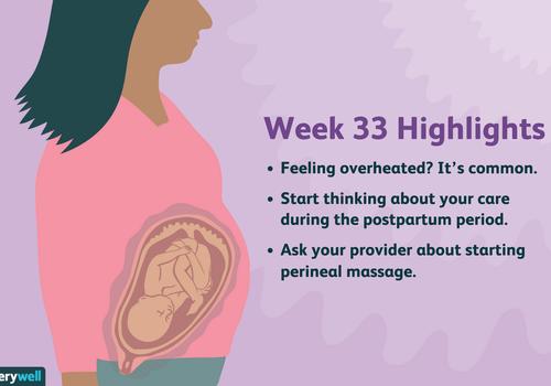 week 33 pregnancy highlights