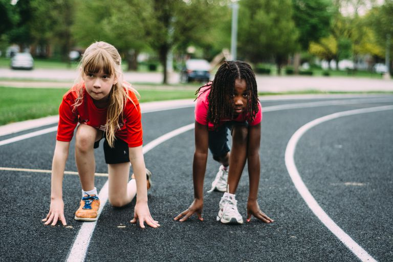 Children playing sports can help build grit and self-esteem