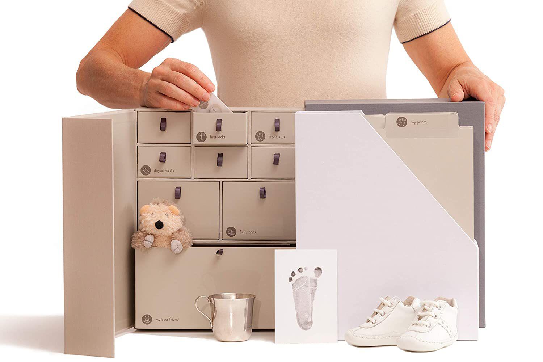 Savor Baby Keepsake Box