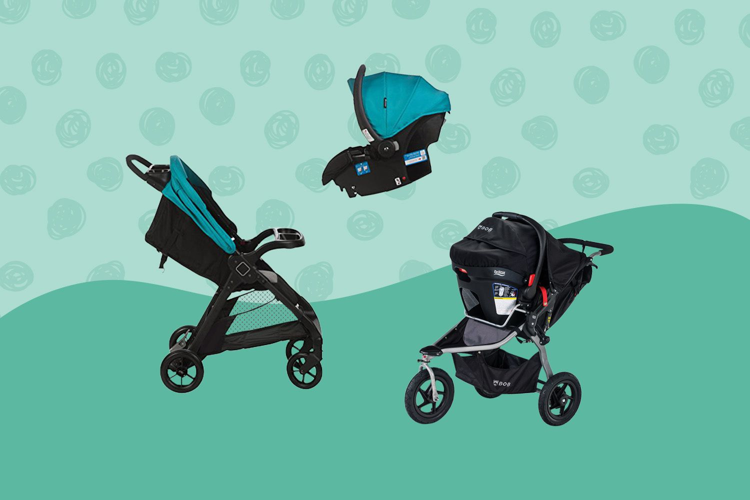 The 8 Best Stroller and Car Seat Combos of 2021