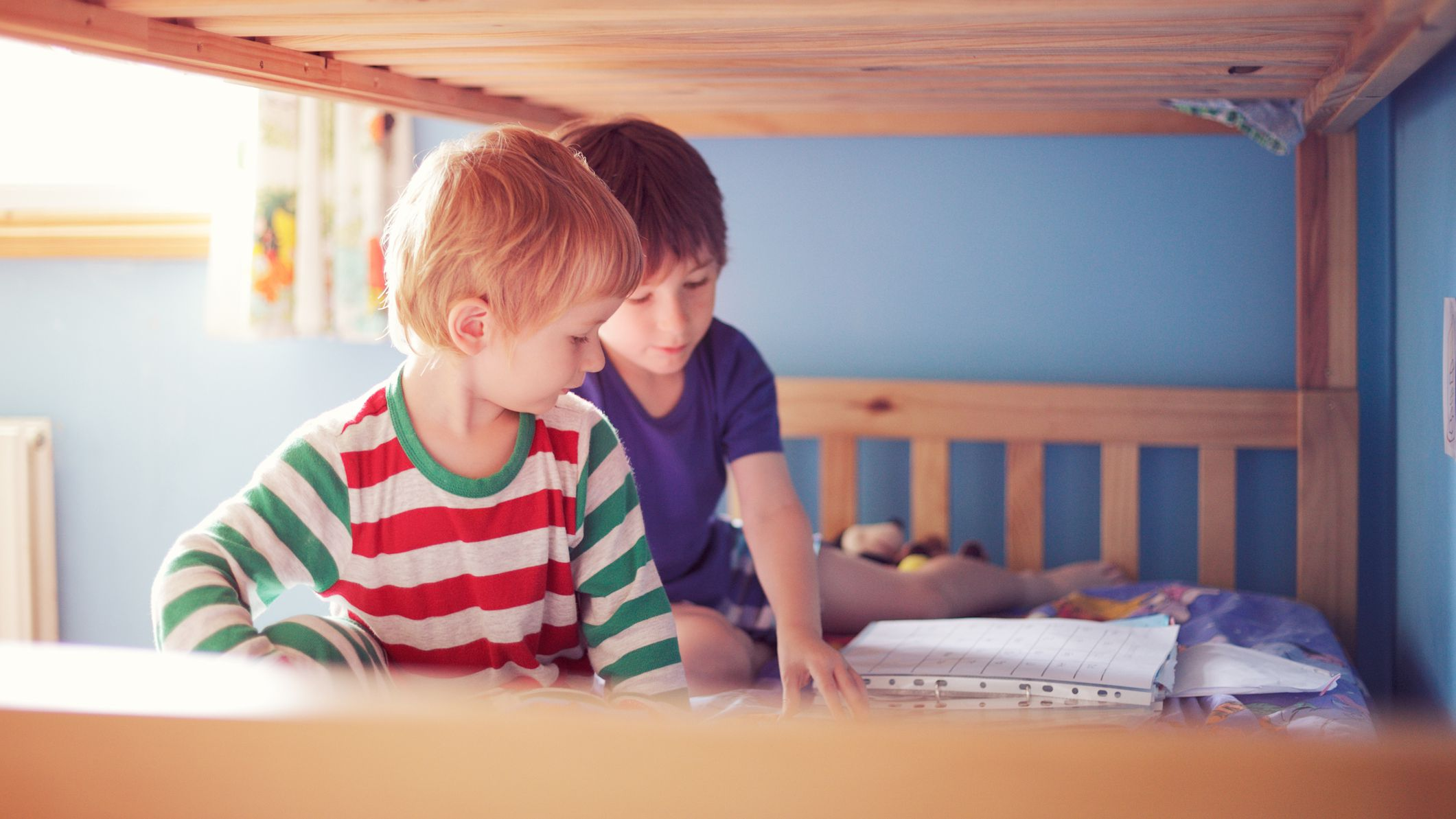 Picture of: Sibling Relationships In Shared Rooms