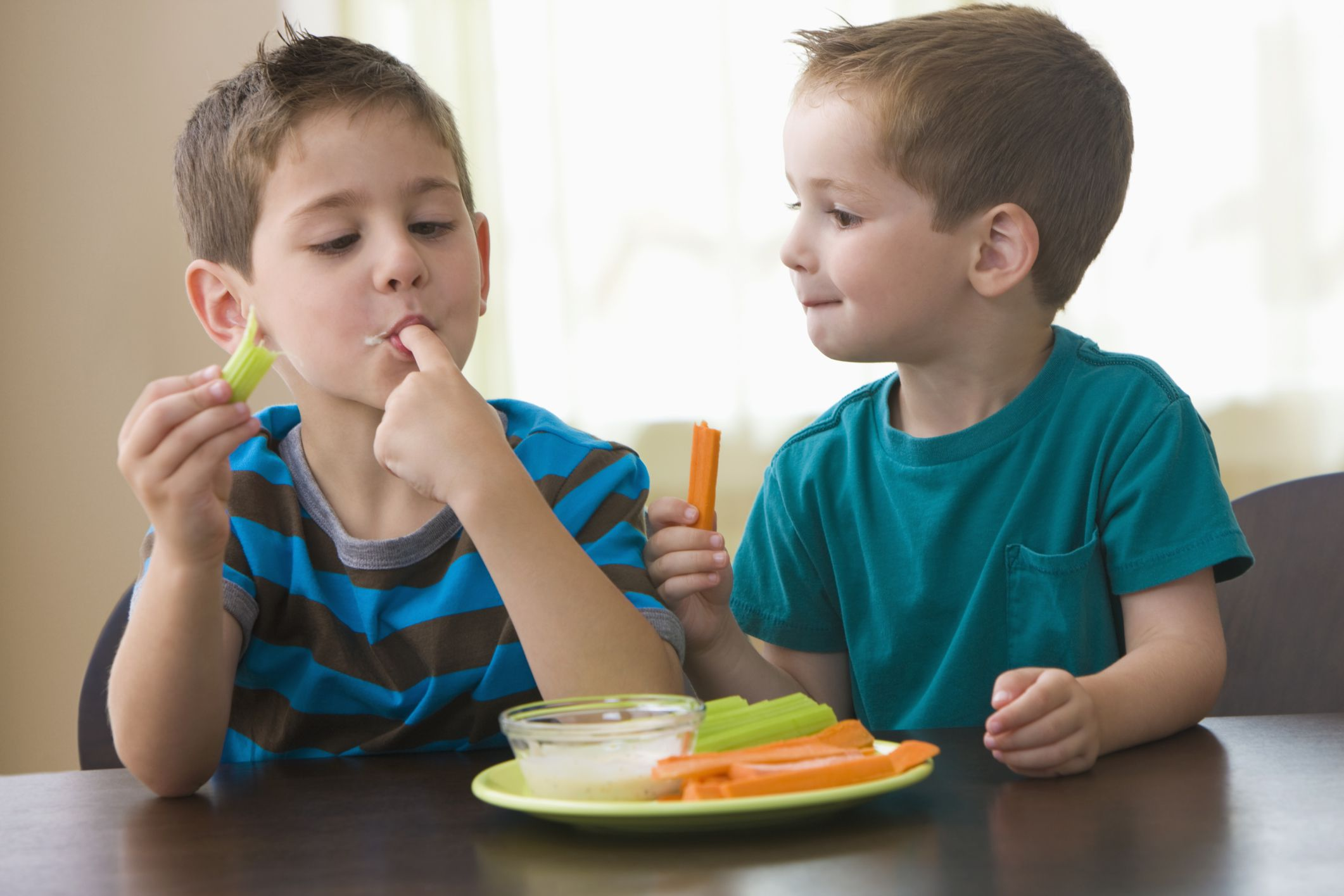 The Not-So-Surprising Way to Get Kids Eating their Vegetables