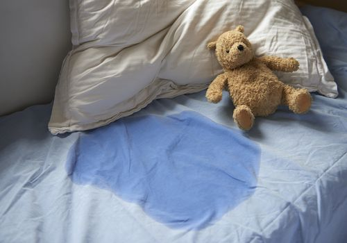Kids bed wetting