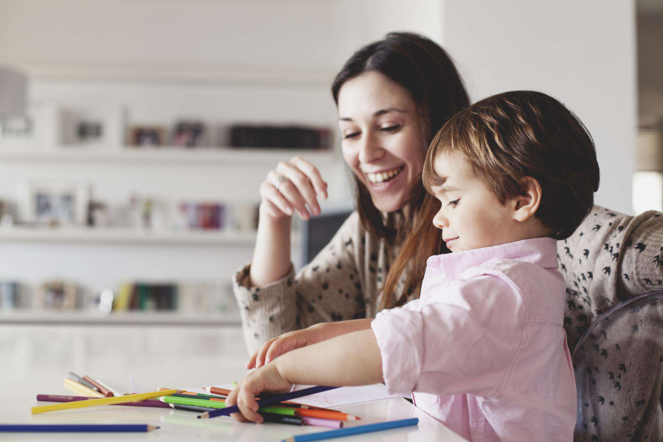 5 Positive Effects of Single Parenting