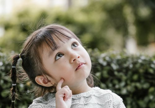 Asian baby girl definition