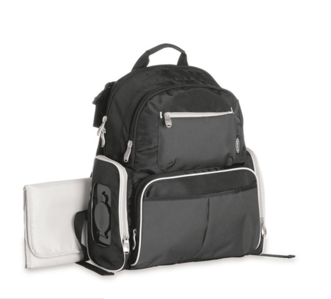 803fd602ec6 Best for Twins  Graco Gotham Backpack Diaper Bag