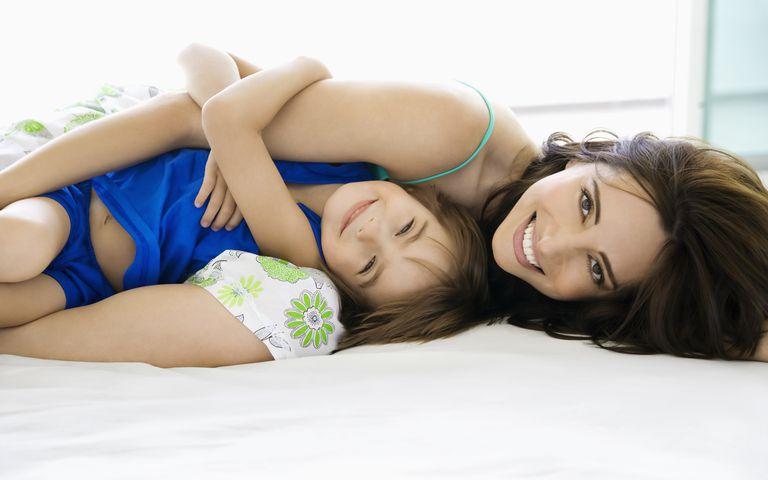 attachment parenting older child