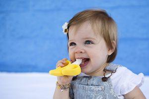 Baby Banana Toothbrush