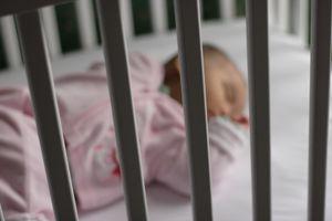 Safe Sleeping Baby Crib