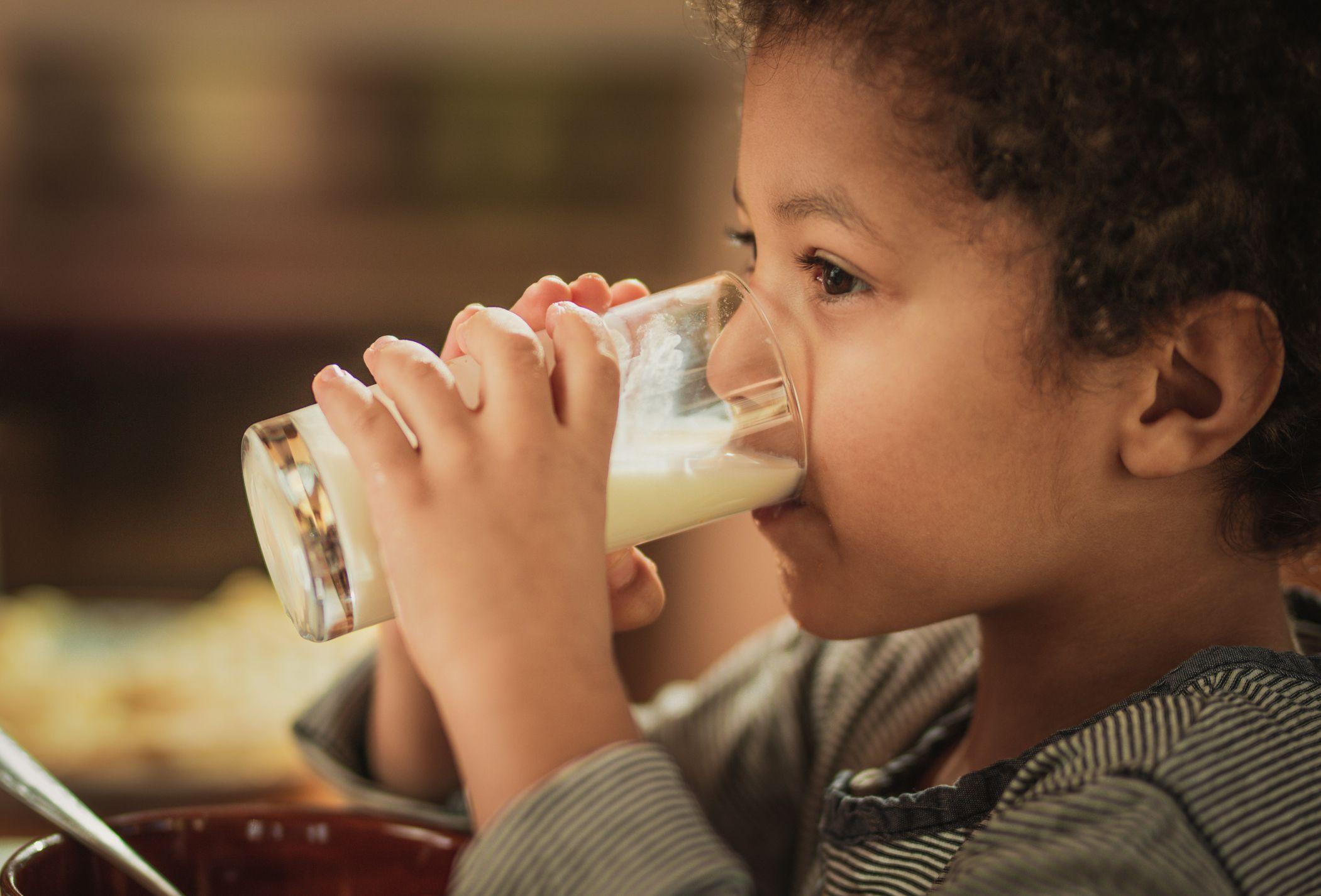 How Do Non Dairy Milks Affect Child Development