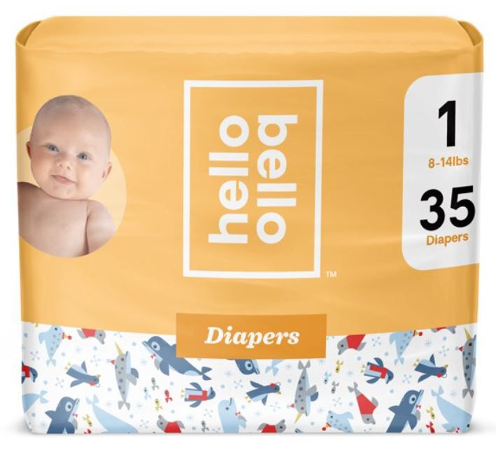 Hello Bello Baby Diapers