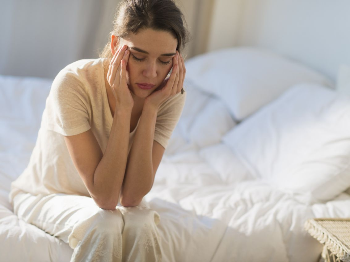 Sleep Problems After a Miscarriage