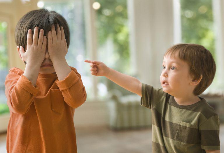 Teaching a Preschooler to Stop Hitting