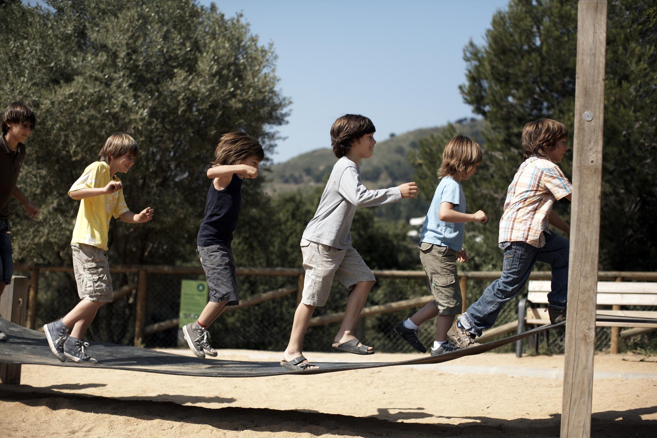 Gross Motor Skills and Delays in Children