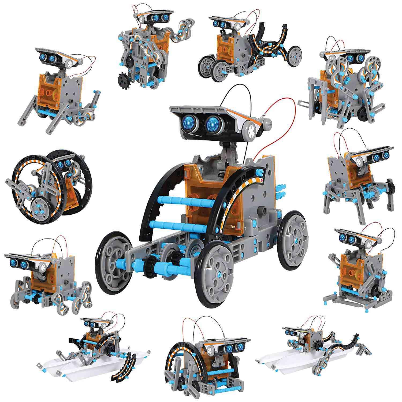 Discovery Kids Mindblown Solar Robot Creation