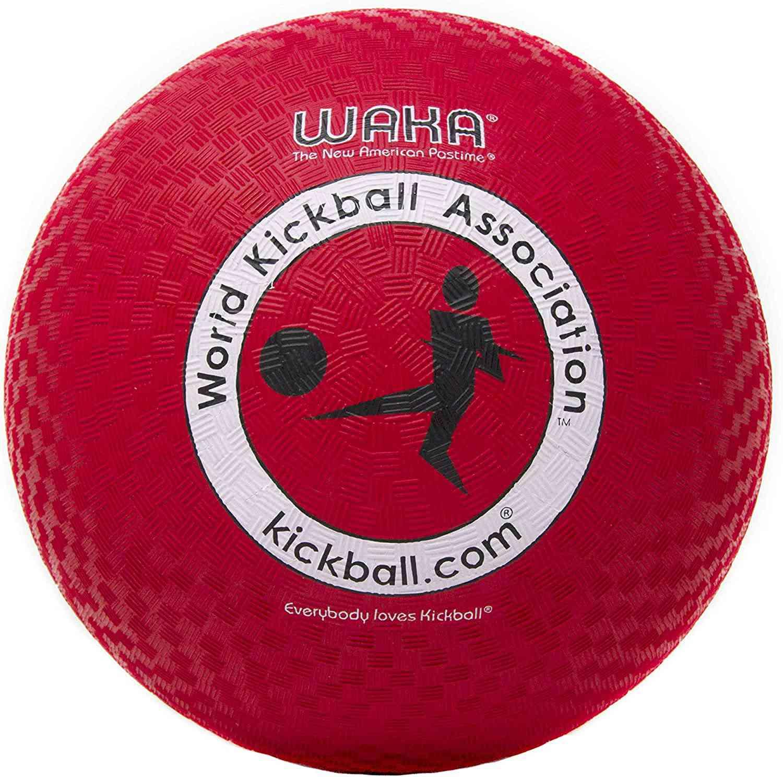 WAKA Official Kickball