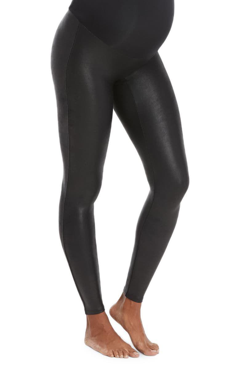 Spanx maternity leggings