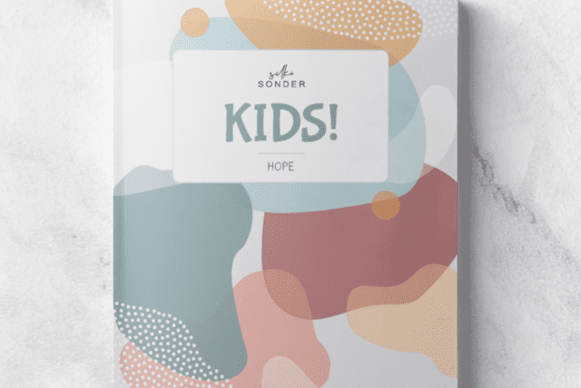 Silk and Sonder Kids Monthly Subscription