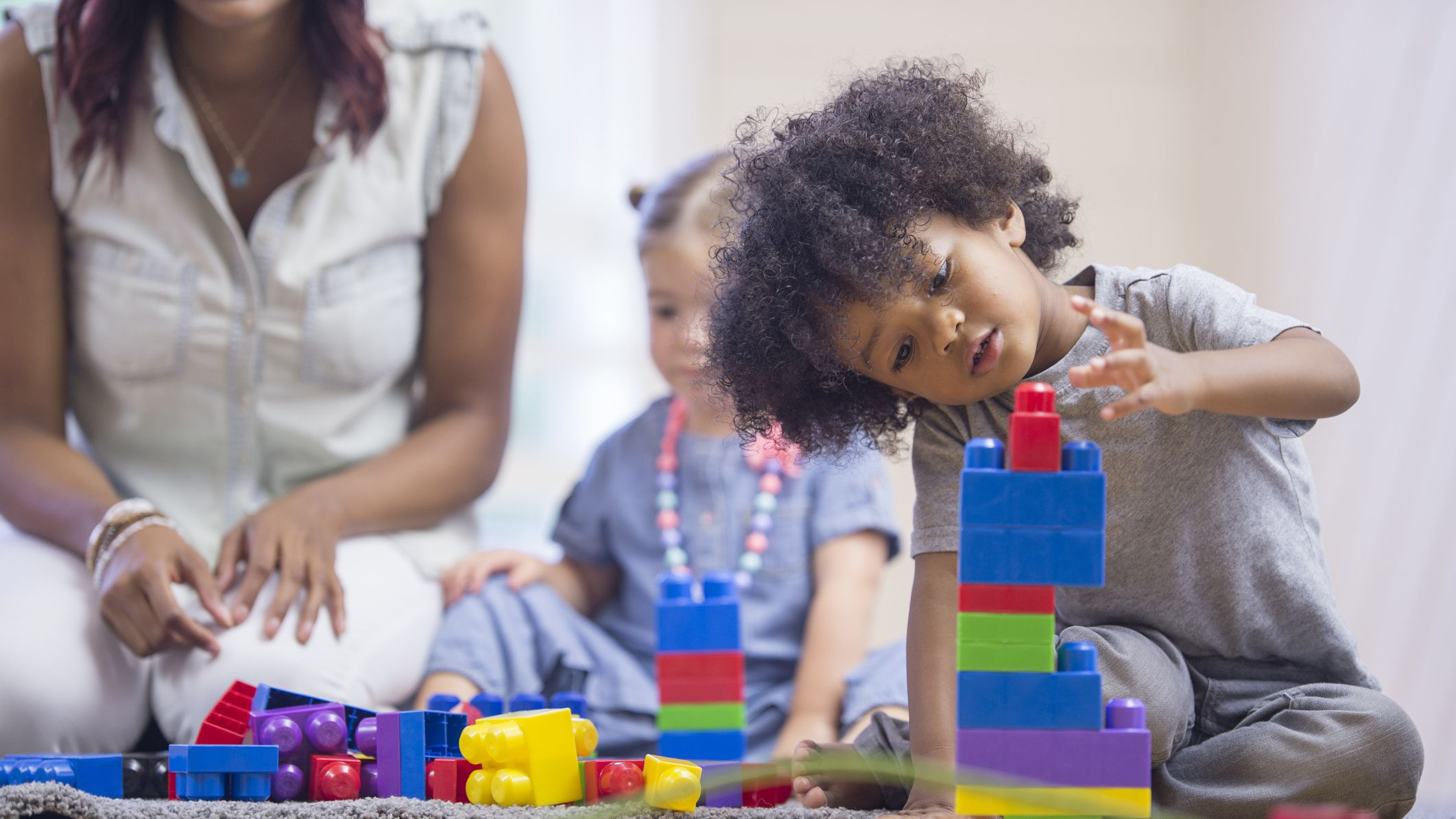 How Parents Can Encourage Constructive Play in Toddlers