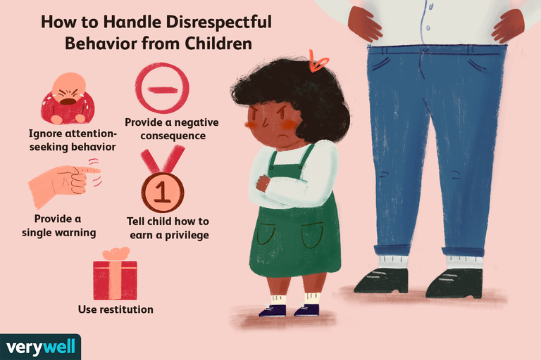 How to Handle disrespectful child