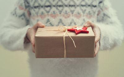 Rustic present