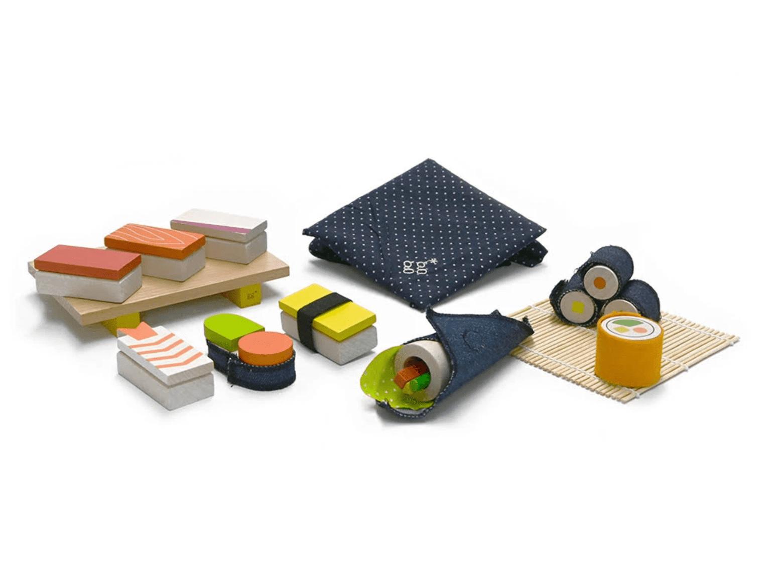 Kiko & GG Sushi Party Set