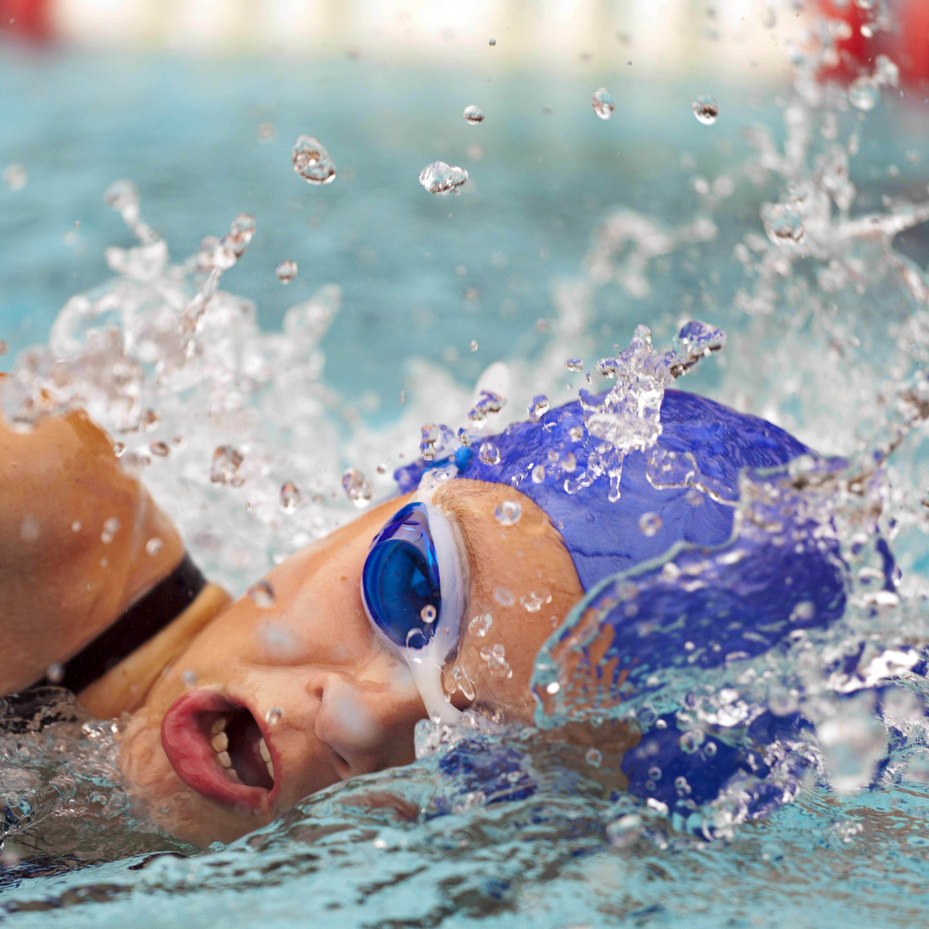 Swimming Competition Sports for Kids