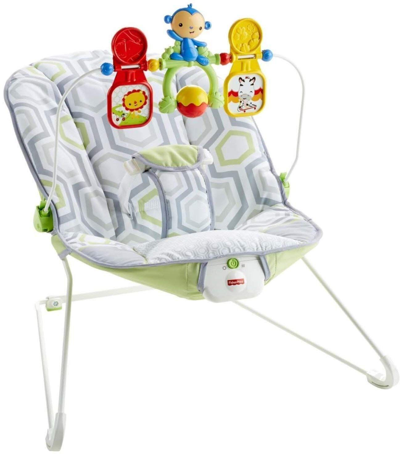 Fisher-Price Geo Meadow Baby's Bouncer