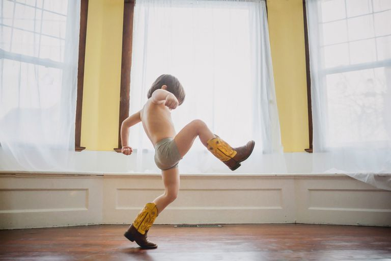 Take big steps with kids pedometer activities