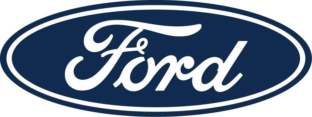 Blue Ford Logo