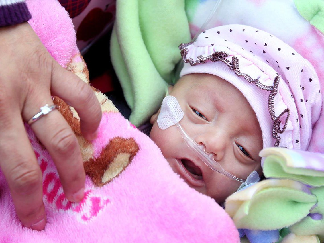 World's Smallest and Youngest Preemies
