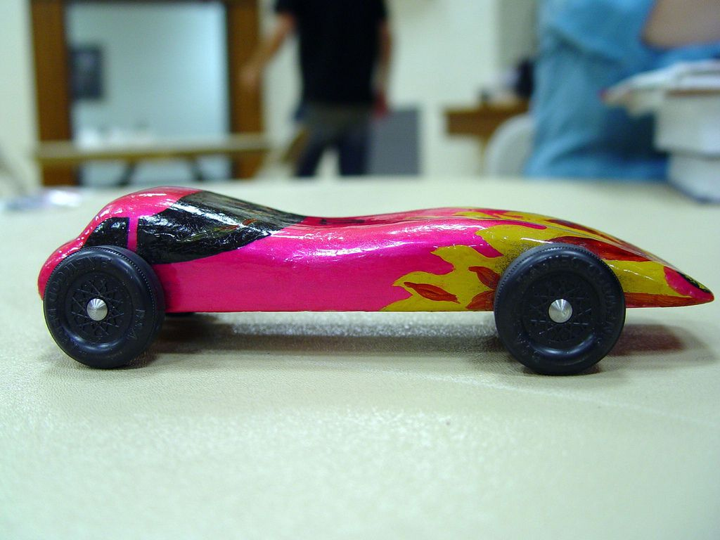 pinewood derby cars designs