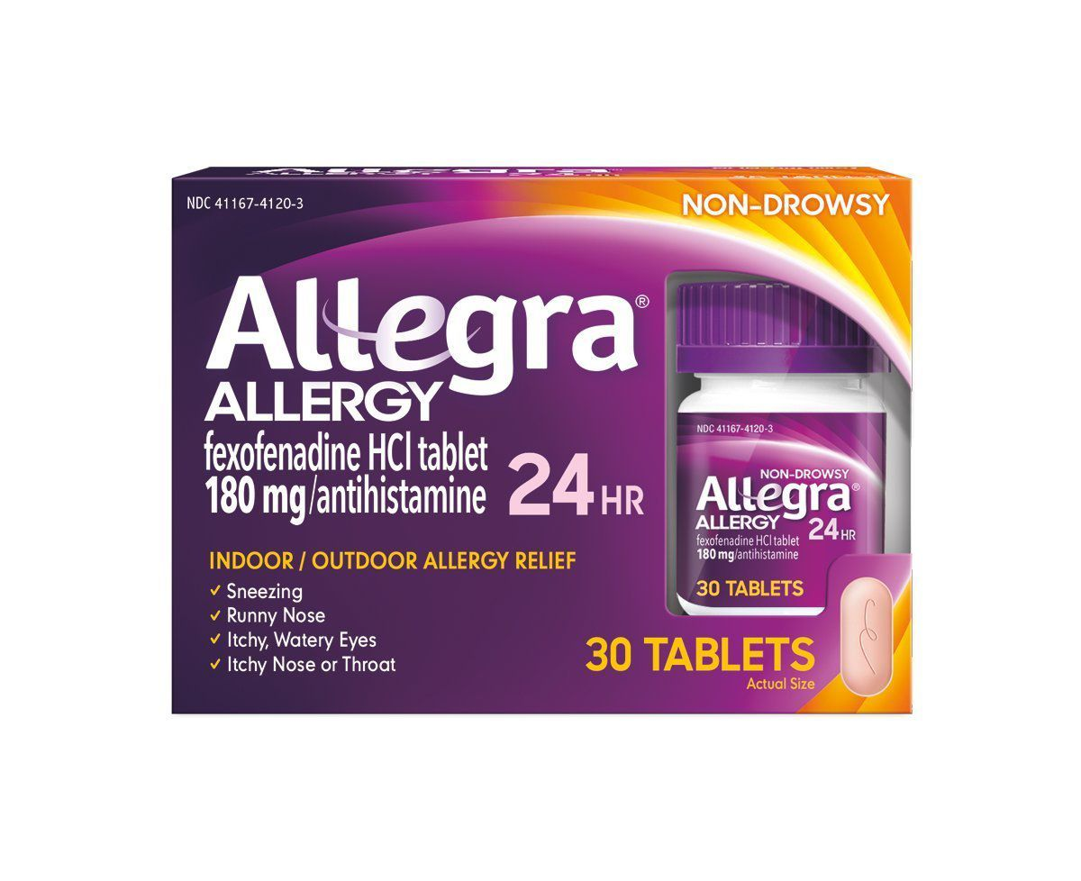The 8 Best OTC Allergy Medicines of 2019