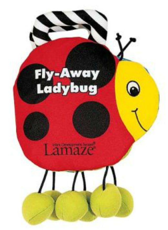 Fly-Away Ladybug