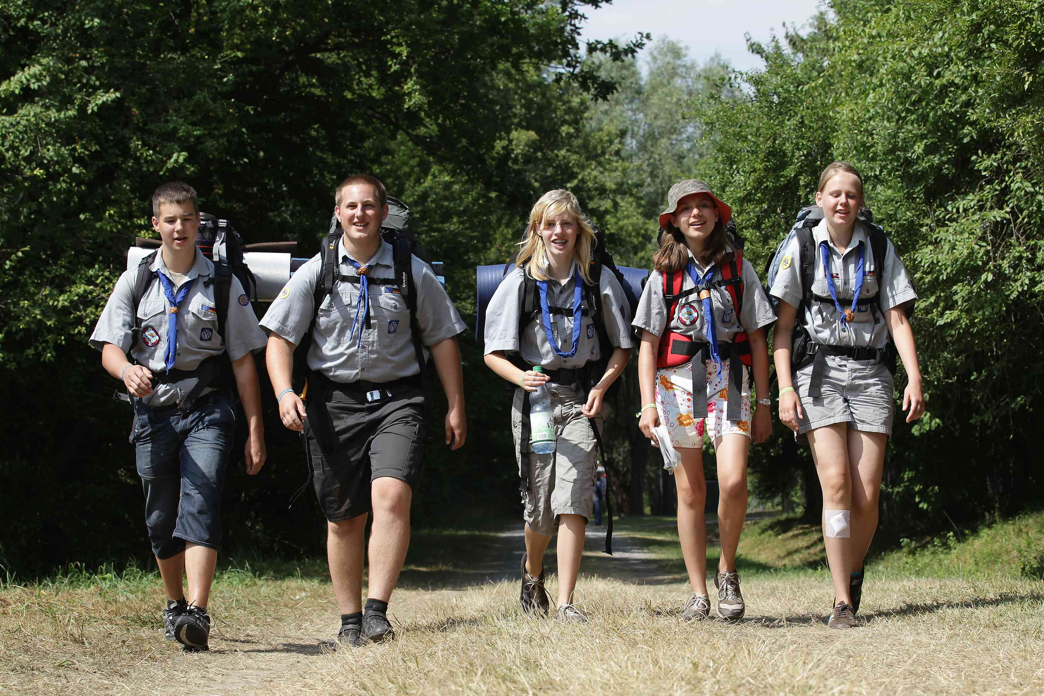 Top 5 Scouting Organizations for Children